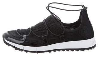 Jimmy Choo Andrea Slip-On Sneakers w/ Tags