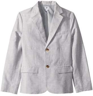 Janie and Jack Linen Blazer Boy's Jacket