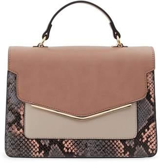 Call it SPRING Evgenia Textured Top Handle Bag