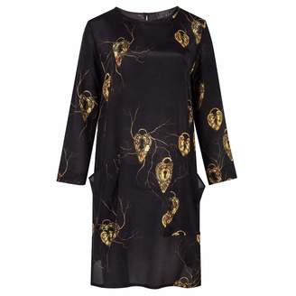 Coleman Louise Padlock LS Dress