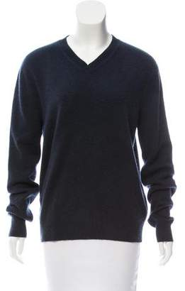 Magaschoni Cashmere V-Neck Sweater