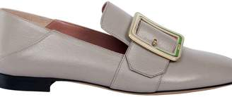 Bally Buckle Detail Loafers