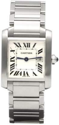 Cartier Tank Française Medium watch
