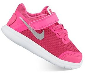 Nike Flex Run 2016 Toddlers' Running Shoes $46 thestylecure.com
