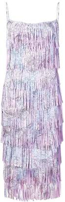 Chiara Boni fringed dress