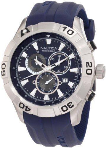 Nautica Men's N18626G J-80 / NST 550 Watch