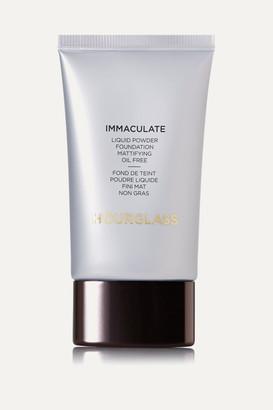 Hourglass Immaculate Liquid Powder Foundation - Beige