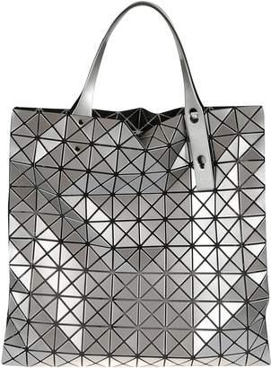 Bao Bao Issey Miyake Silver Duffels   Totes For Women - ShopStyle Canada 51b0b5f5060a1
