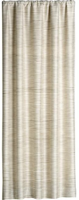 Vincenza Ivory Curtain Panels