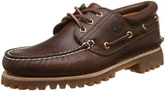 Timberland Men's 3 Eye Classic Lug Outsole Boat Shoe