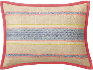Lauren Ralph Lauren Cayden Ticking-Stripe Decorative Pillow