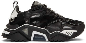 Calvin Klein Black Strike 205 Sneakers