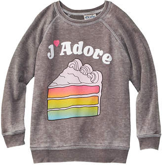 Junk Food Clothing J'adore Sweatshirt