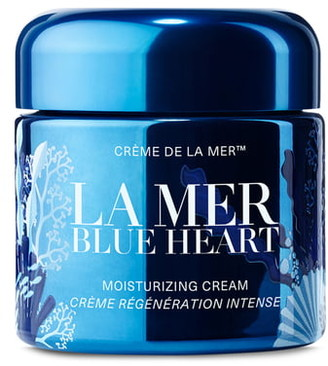 La Mer Blue Heart Moisturizing Cream
