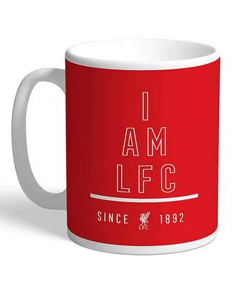 Fashion World Personalised Liverpool FC I Am Mug