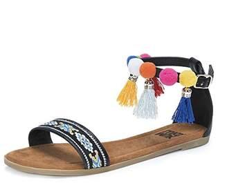 Muk Luks Women's 0016807001 Anaya Sandals