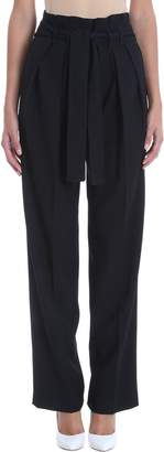 Victoria Beckham Victoria Double Pleat Trouser