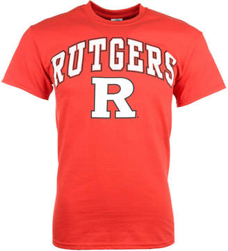 New Agenda Men's Rutgers Scarlet Knights Midsize T-Shirt