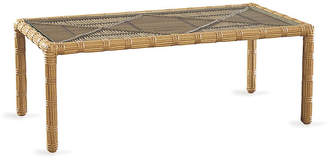 Lane Venture CELERIE KEMBLE FOR Rafter Coffee Table - Straw