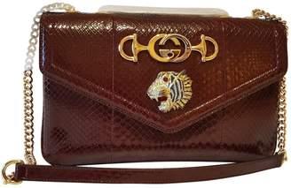Gucci Tiger Head Handbag