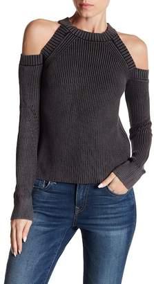 Rag & Bone Dana Cold Shoulder Sweater