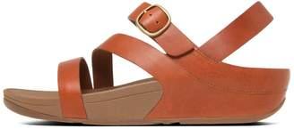 FitFlop New Women's The Skinny Z-Cross Sandal 9