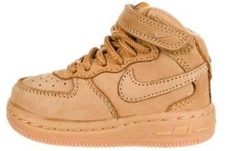 Nike Toddler Kids' Air Force 1 Suede Sneakers
