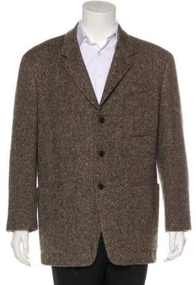 Paul Smith Tweed Wool Blazer