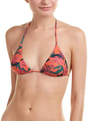 Vix Blossom Triangle Bikini Top