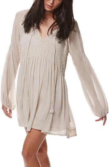 Women's Free People Lini Babydoll Dress