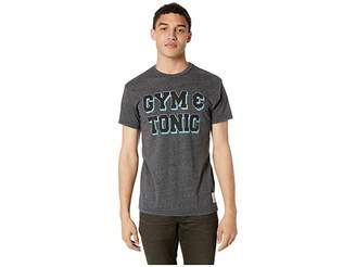 Original Retro Brand The Gym Tonic Mock Twist Short Sleeve Tee