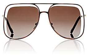 Chloé Women's Poppy Sunglasses - Lt. brown