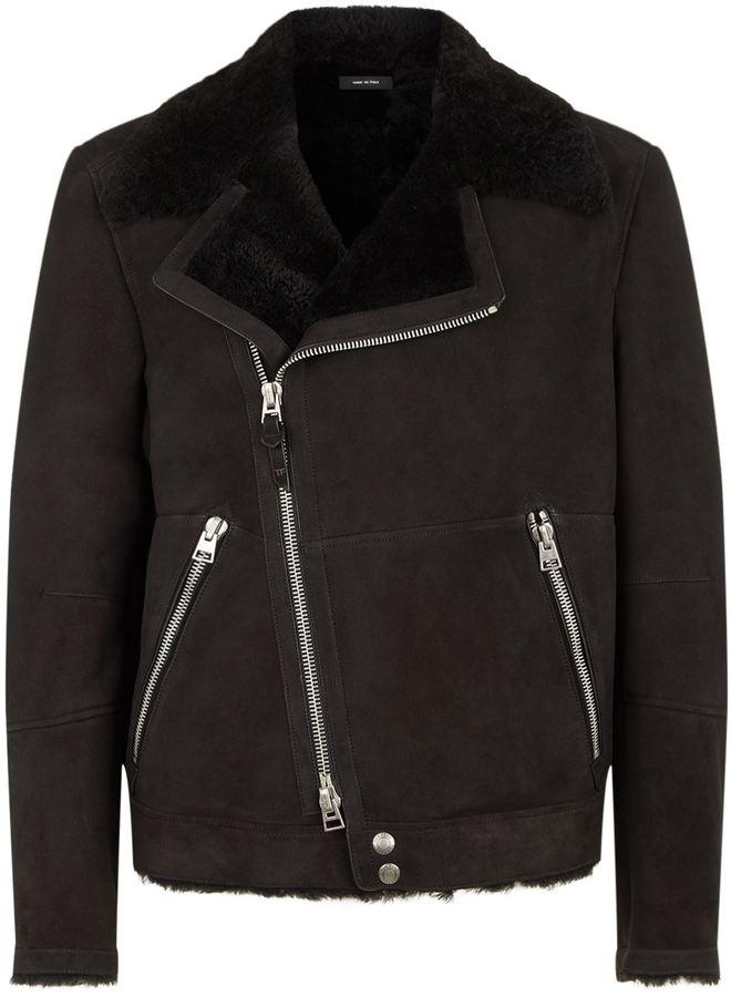 Tom Ford Shearling Jacket