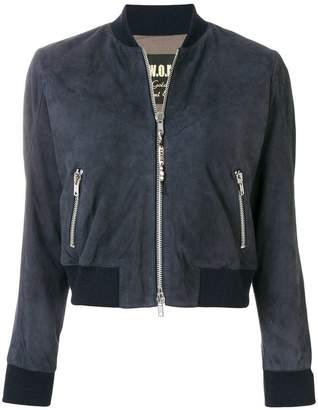 S.W.O.R.D 6.6.44 zipped jacket