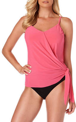 Magicsuit Alex Tie-Side Tankini Swim Top