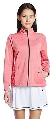 Yonex (ヨネックス) - (ヨネックス) YONEX テニス ウォームアップシャツ(フィットスタイル) 58074 [レディース] 426 マッディーピンク L