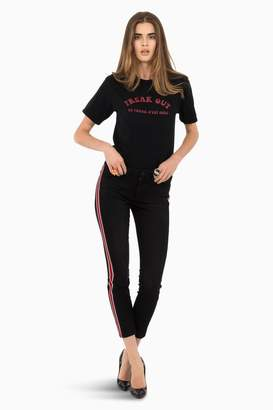 Siwy Lauren In Dancing On My Own Jean