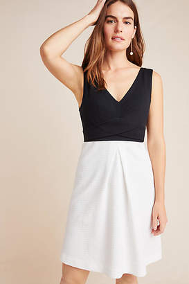 Maeve Cheryl Textured Knit Dress