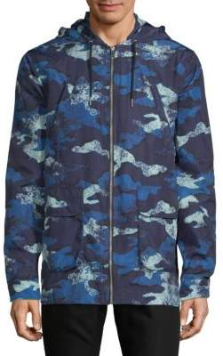 Sovereign Code Camo Performance Jacket