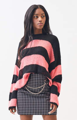 The Ragged Priest Stripe Knit Sweater