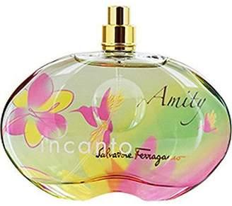 Salvatore Ferragamo Incanto Amity by Eau De Toilette Spray Tester 3.4 oz Women 3.4 oz