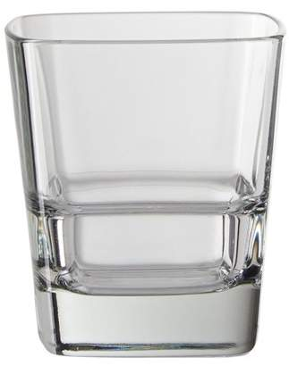 Palladio Amici Home Bartender'S Choice Quadro Double Old Fashioned Drinking Glass, Set Of 4, 12 Oz