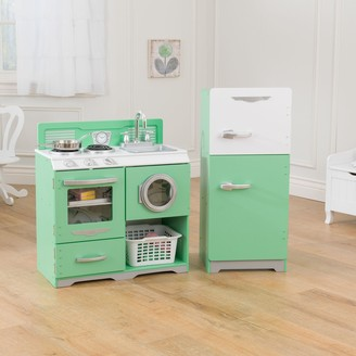 Kid Kraft Homestyle 2-Piece Kitchen