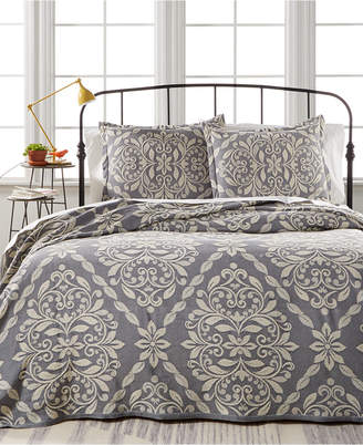 Lamont Georgio Denim Twin Bedspread