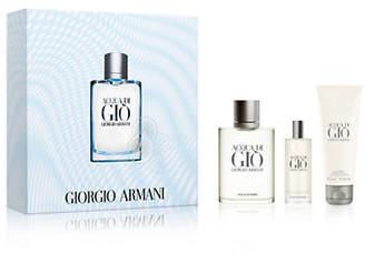 Giorgio Armani Three-Piece Acqua Di Gio Set