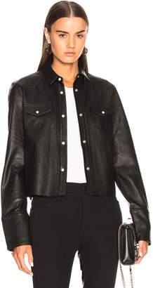 RtA Ashley Leather Jacket