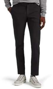 Incotex Men's Cotton Slim Trousers - Charcoal