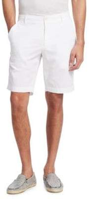 Saks Fifth Avenue COLLECTION Seersucker Drawstring Shorts