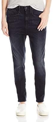 G Star Women's Dadin 3D Low Waist Boyfriend Jeans,26W / 30L