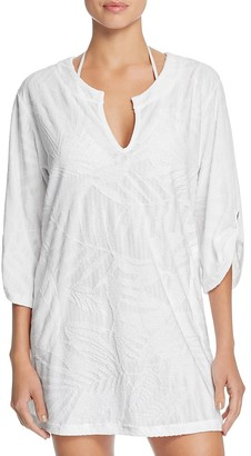 J. Valdi Sculpted Terry Cover-Up $68 thestylecure.com